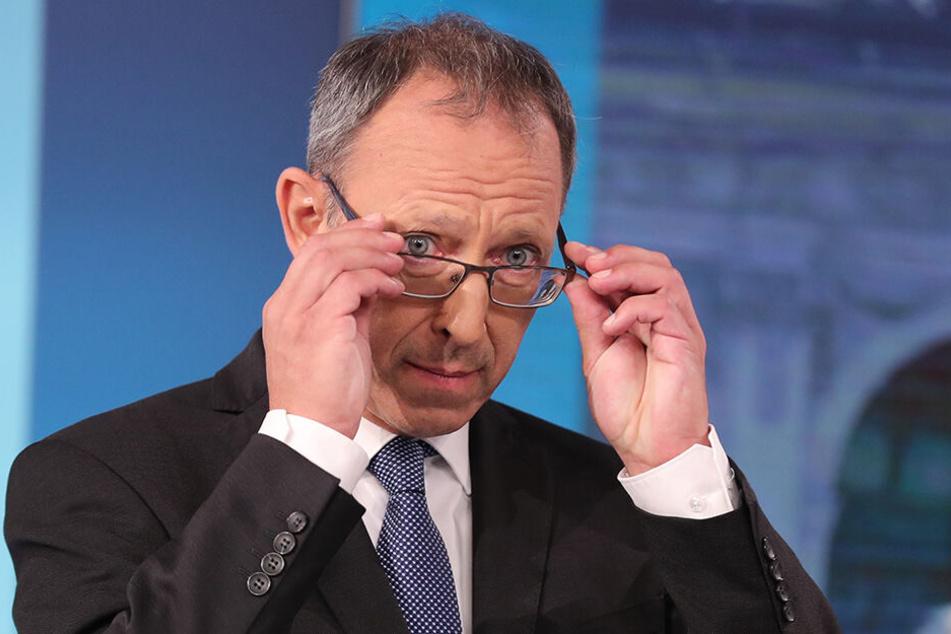 Jörg Urban sieht die Alternative für Deutschland im Wahlkampf benachteiligt.