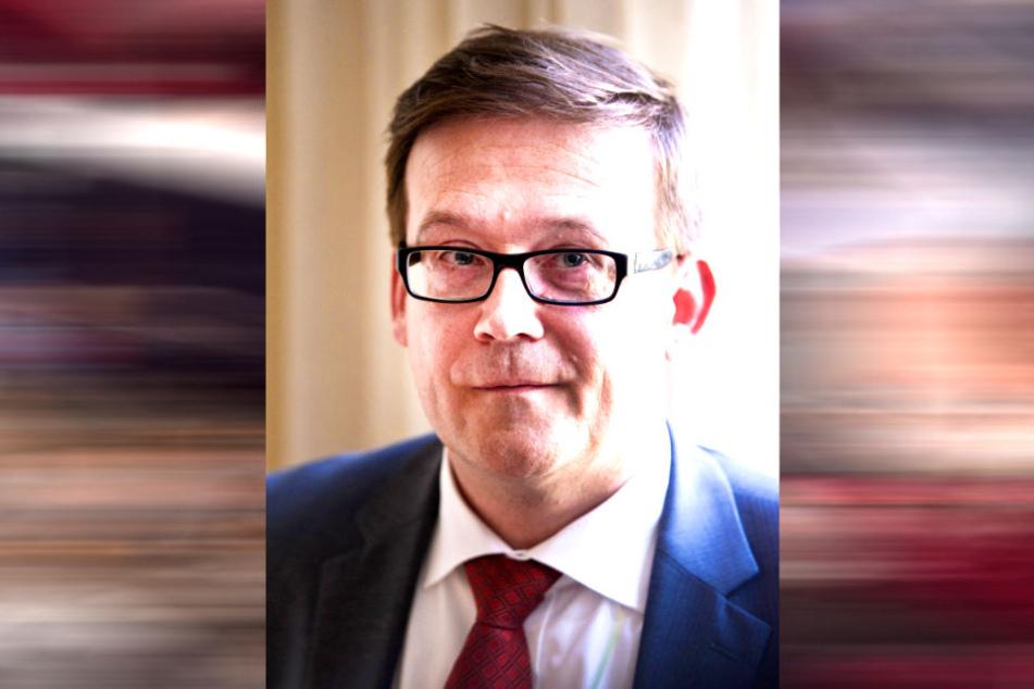 Roland Weber ist Berlins Opferbeauftragter.