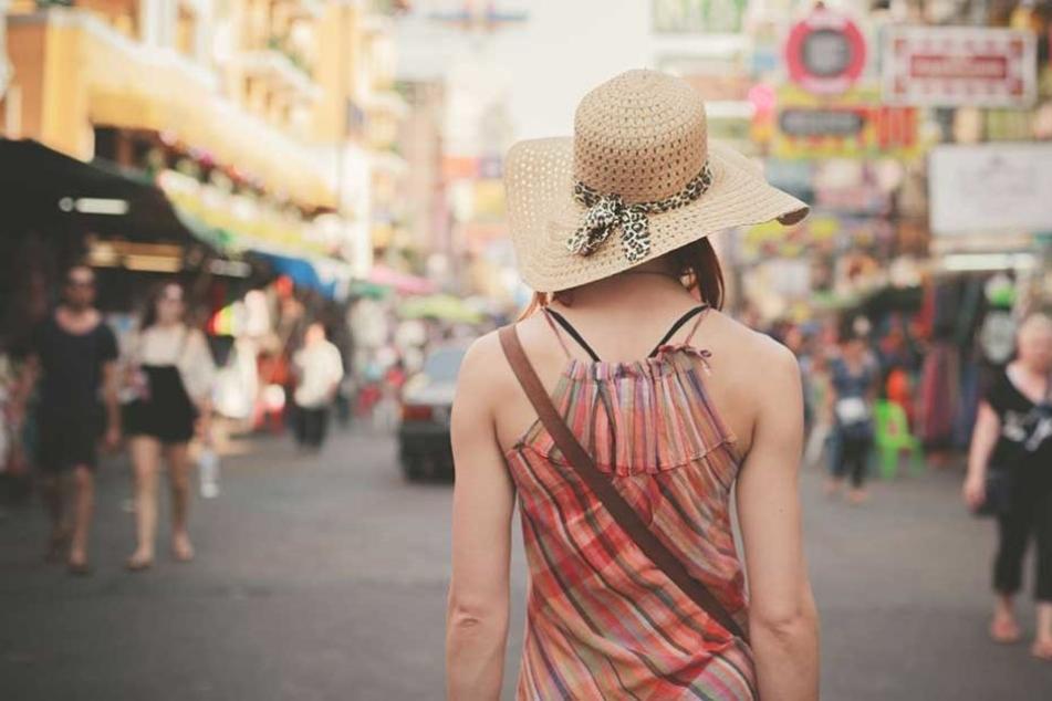 Die verzweifelte Frau war mir ihrer Tochter nach Thailand geflohen.