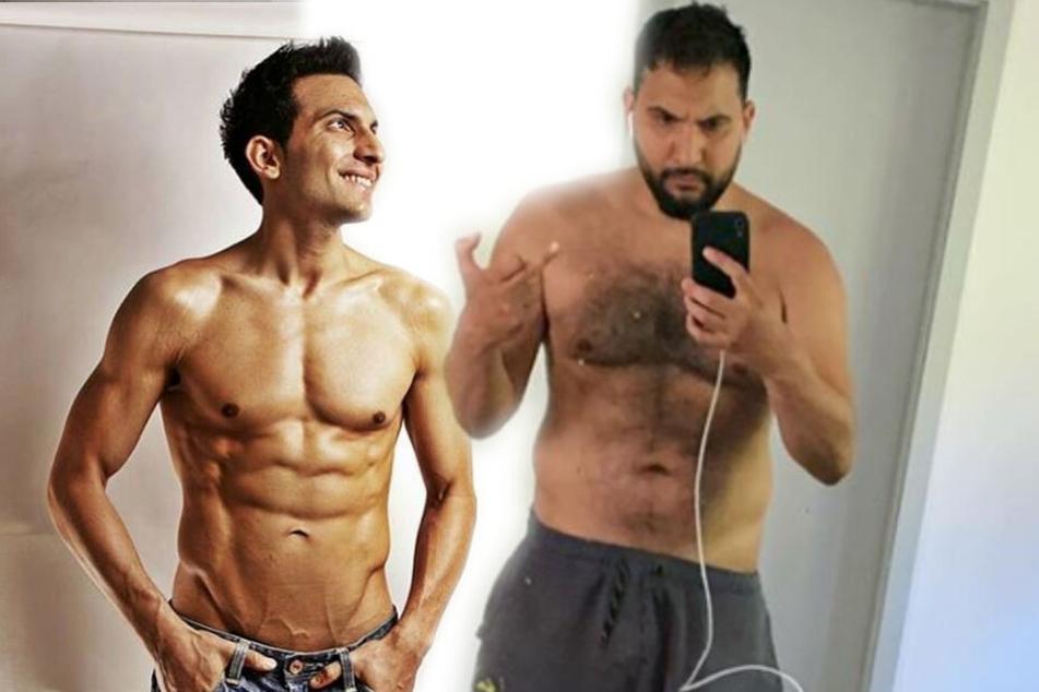 Vegan for fat? Attila Hildmanns Wampe ist ihm wurst