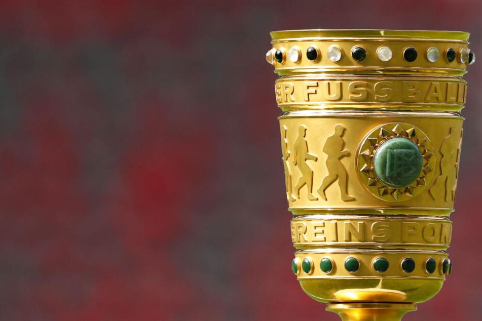 DFB-Pokal-Liveticker: Viele Kracherduelle im Achtelfinale!