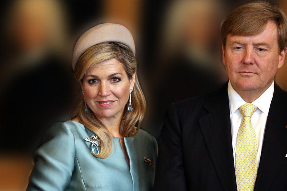 König Willem-Alexander und Königin Máxima waren zum Zeitpunkt des Feuers zum Glück nicht im Haus.