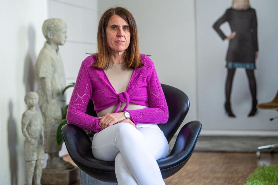 Heike Melzer ist Sexual- und Paartherapeutin in München.