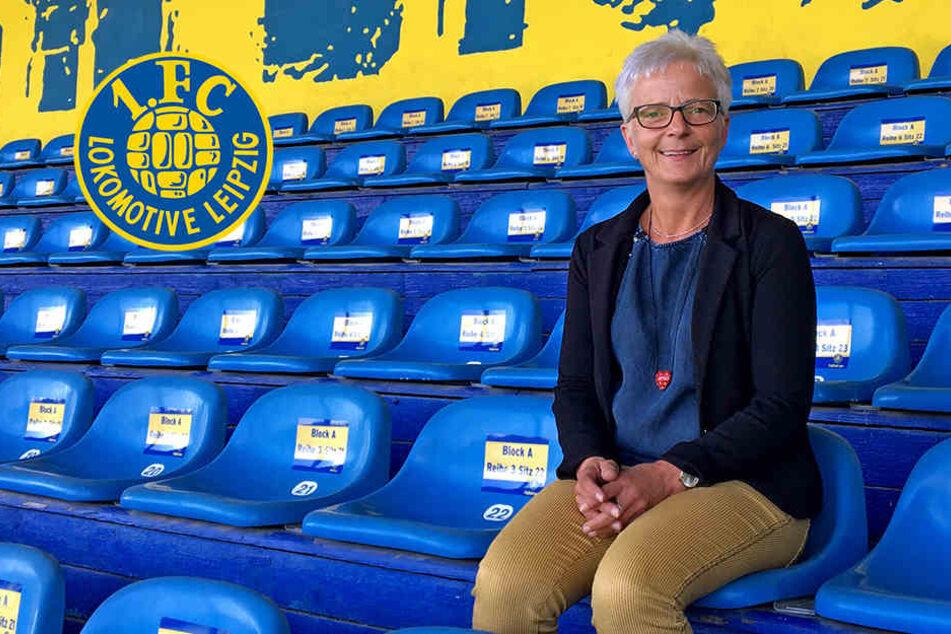 Das ist die neue starke Frau beim 1. FC Lok Leipzig!