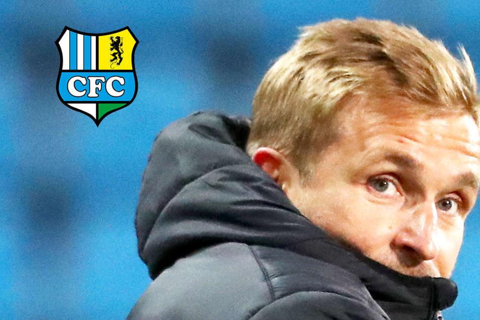 CFC-Trainer Bergner erwartet nach Pokalsieg in Schiebock anderes Spiel