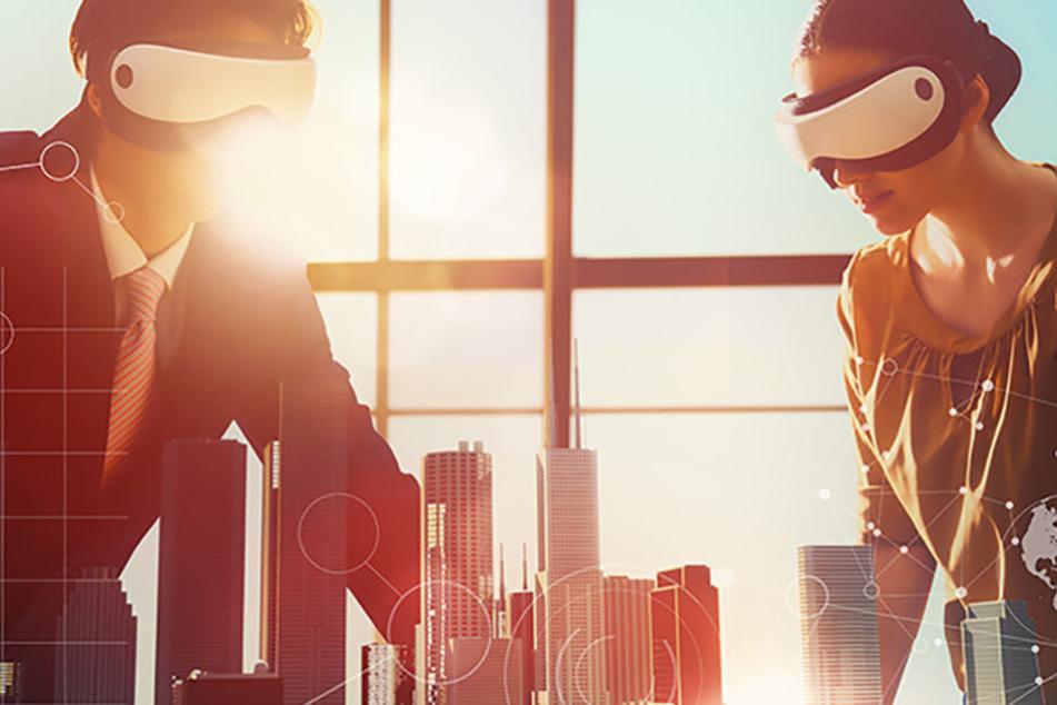 Wie können virtuelle Technologien in naher Zukunft die Arbeit optimieren?