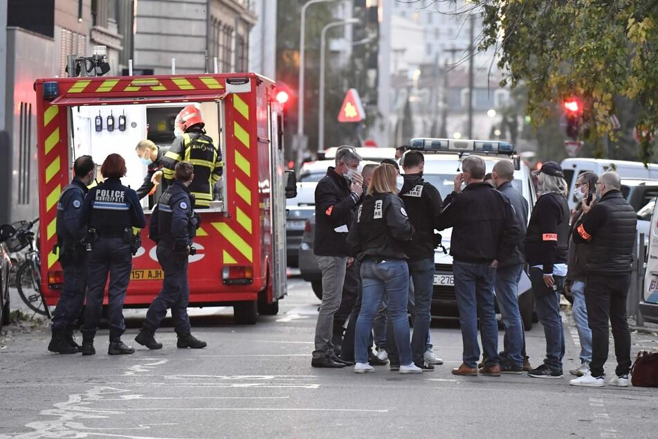 Verdächtiger nach Schüssen auf Priester in Lyon gefasst: Mann gesteht Tat!