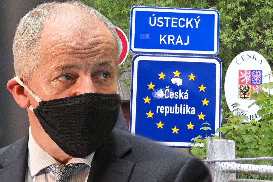 Innenminister Jan Hamacek (41) sieht Tschechien vor einer Katastrophe.
