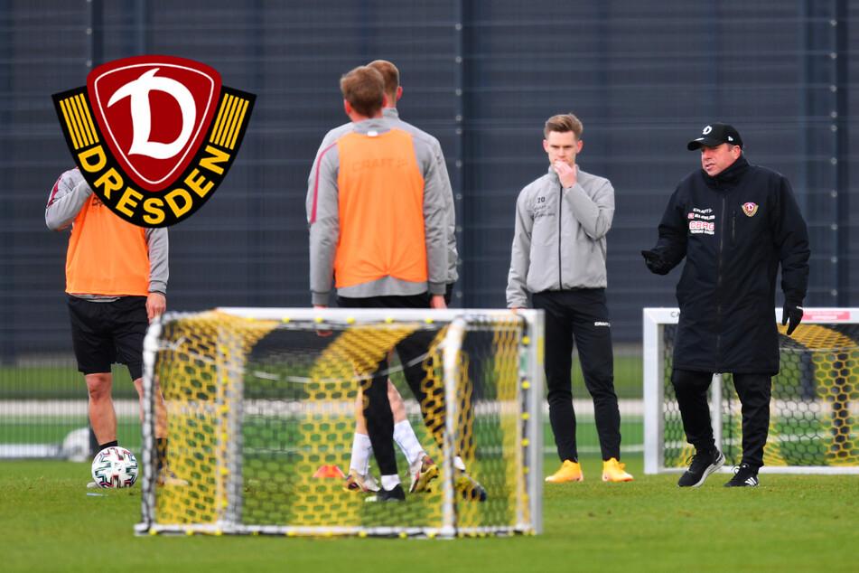 Dynamo-Teamtraining rückt näher: Alle bisherigen Corona-Tests der Woche negativ!