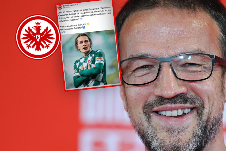 Jetzt ist es fix! Türkisches Sturmwunder Ali Akman wechselt zur Eintracht