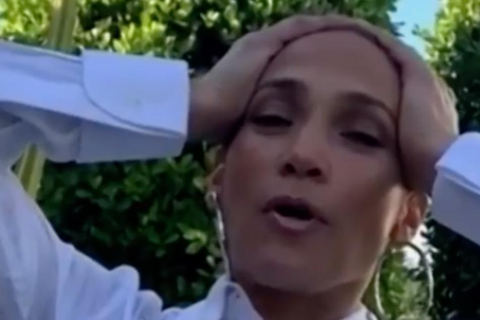 """J.Lo verzweifelt am Home-Schooling ihrer Kinder: """"Was ist das?"""""""