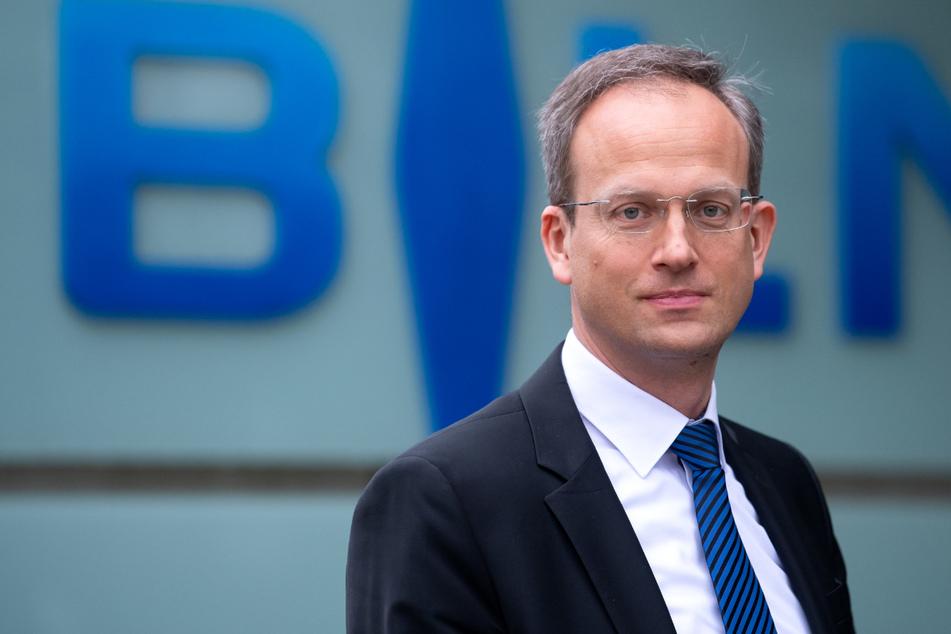 Thorsten Schmiege (47), Geschäftsführer und künftiger Präsident der Bayerischen Landeszentrale für neue Medien (BLM).