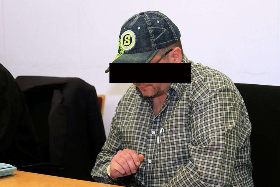 Jan D. (39) hat gestanden, das Opfer mit einer Machete ermordet zu haben.
