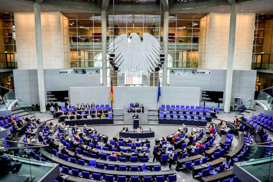Der Berliner Bundestag hat am Donnerstag das Familienpaket verabschiedet. (Archiv)