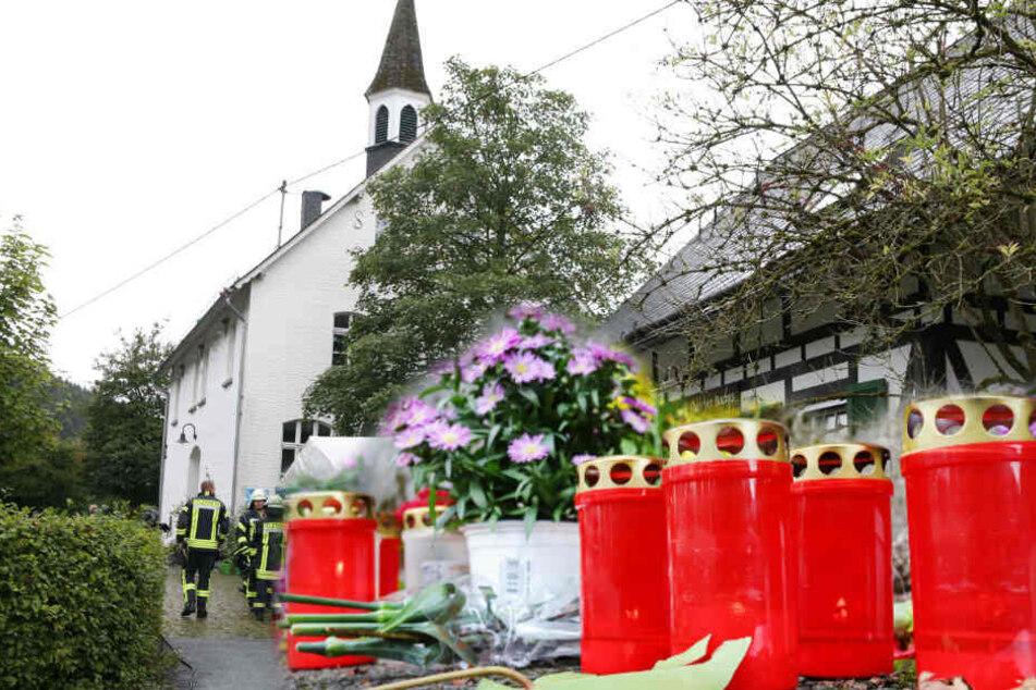 """Nach Pfannen-Explosion: """"Alchen wird ein anderes sein als zuvor"""""""