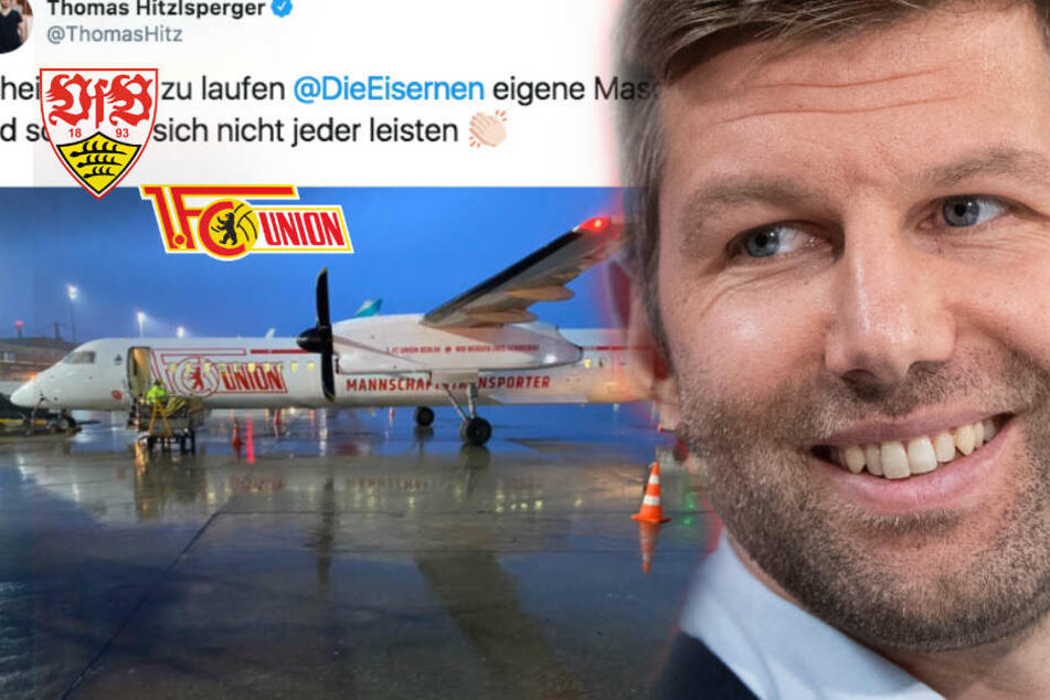 "VfB-Boss Hitzlsperger nimmt Union Berlin aufs Korn: ""Kann sich nicht jeder leisten"""