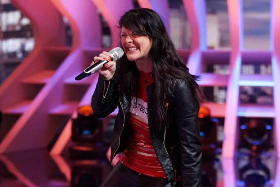 Sächsin Jasmin Weber hat sich in den Recall gesungen.