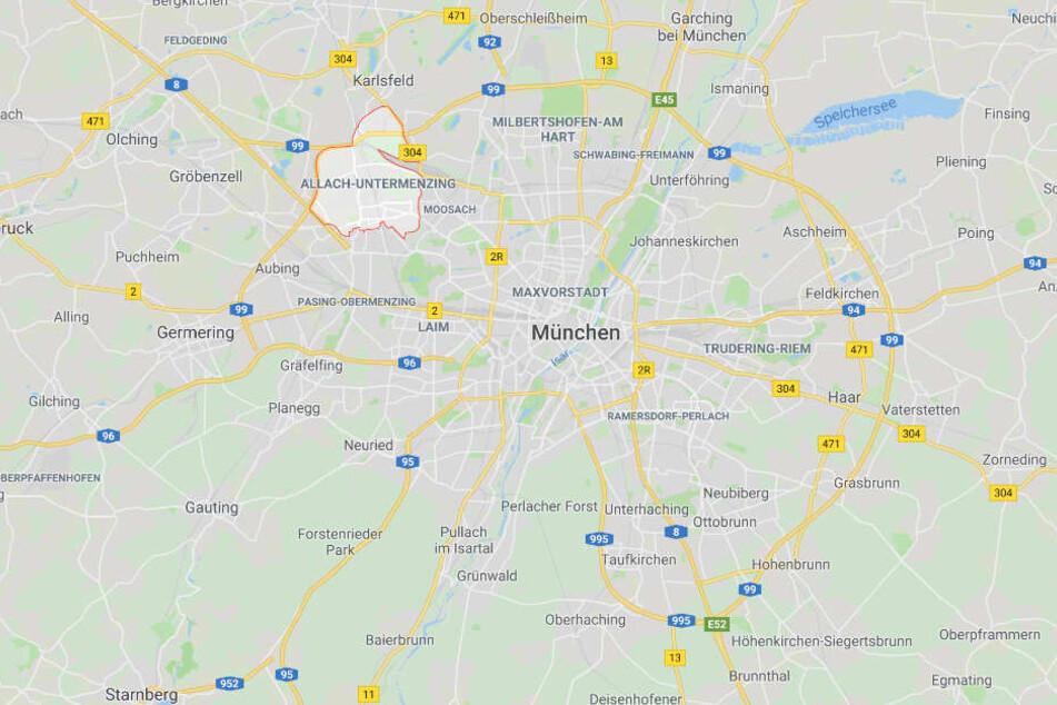 Im Münchner Stadtteil Untermenzing hat sich am Dienstag eine schreckliche Tragödie ereignet.