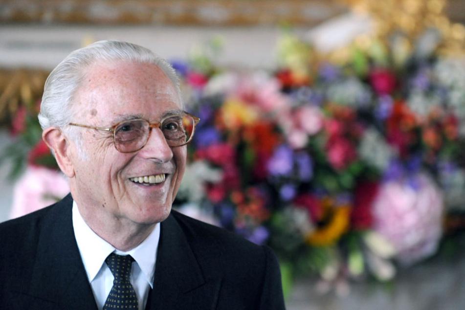 Franz Herzog von Bayern (85) ist Oberhaupt des Hauses Wittelbach.