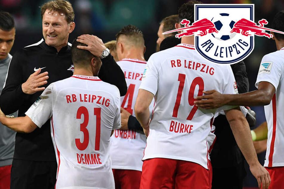 RB-Trainer Ralph Hasenhüttl bangt um einige seiner Fußball-Talente.