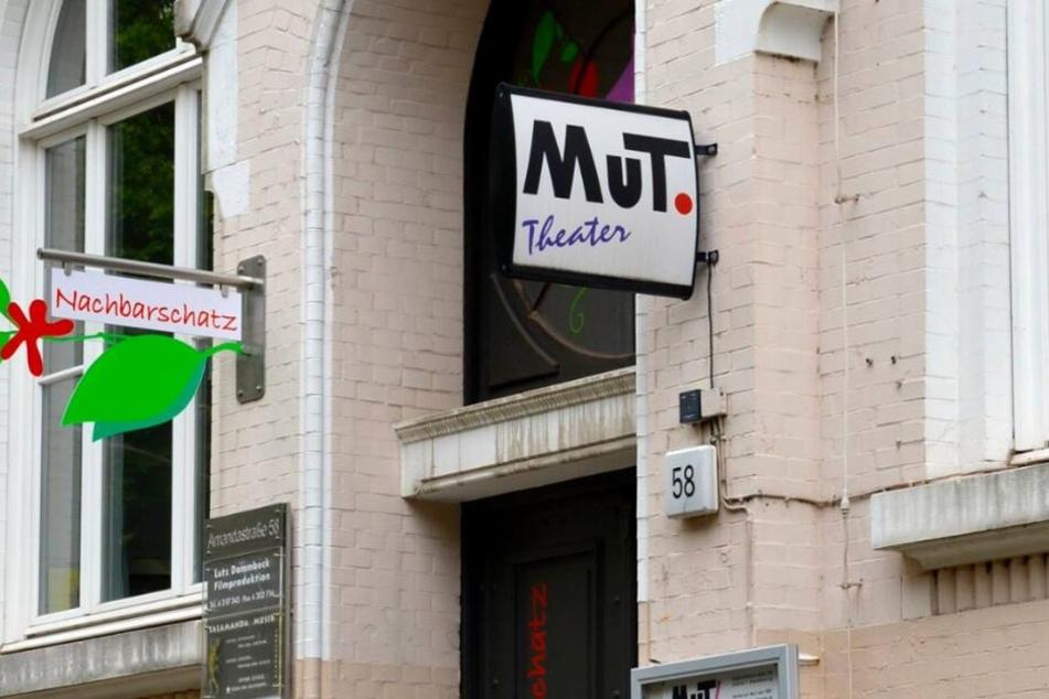 Mahmut Canbay führt das Mut!Theater in Eimsbüttel.