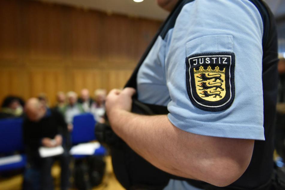 Vor dem Landgericht Heilbronn findet der Prozess statt.