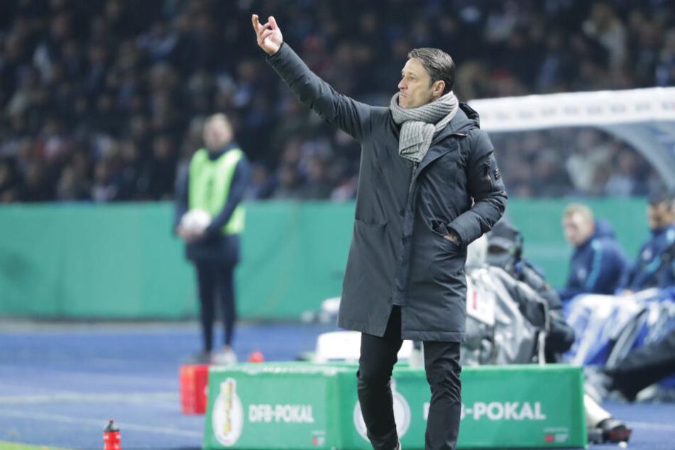 Niko Kovac dürfte vor allem die mangelnde defensive Stabilität des FC Bayern in letzter Zeit Kopfzerbrechen bereiten.