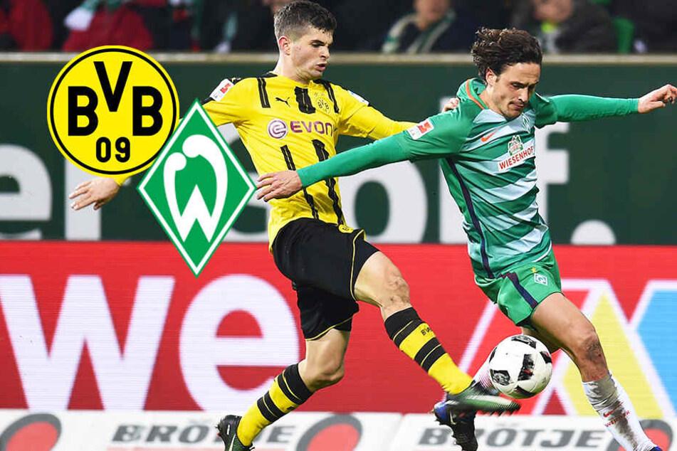 Borussia Dortmund holt Thomas Delaney vom SV Werder Bremen!