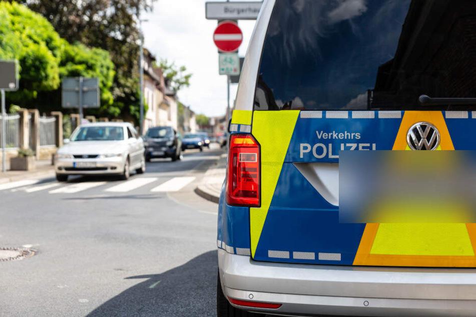 Die Polizei-Kontrolle hatte in der Münchhofstraße in Mainz-Kosthein stattgefunden.