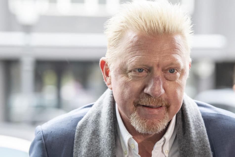 Boris Becker spricht über seine Schulden, doch einer stichelt schon wieder