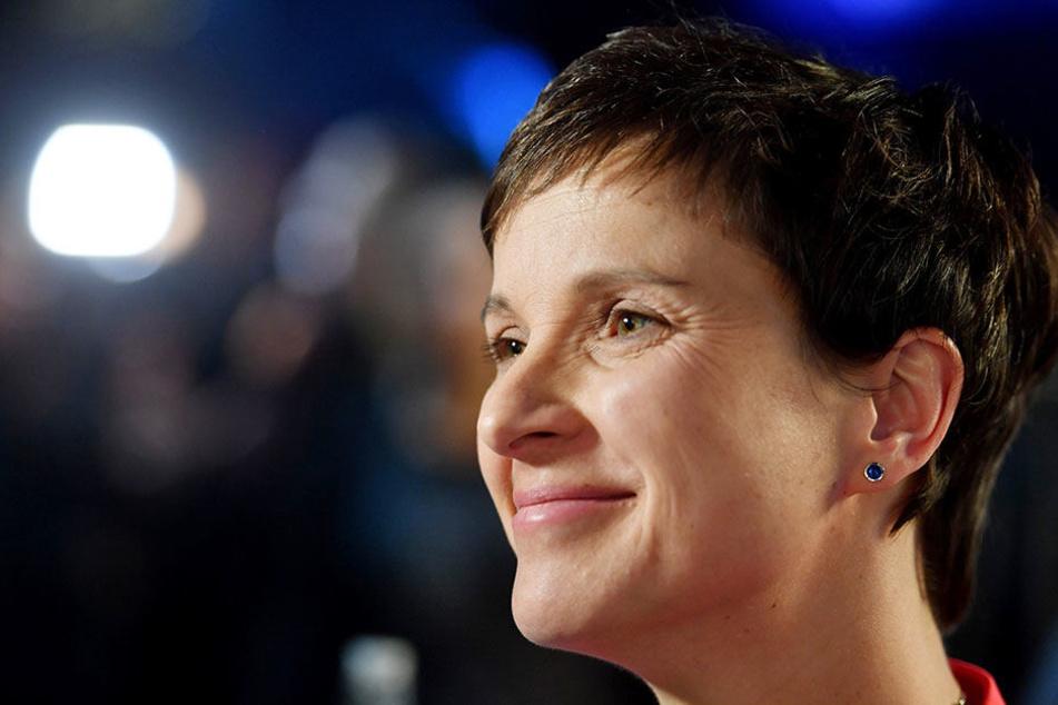 Frauke Petry möchte mit ihrer neuen Partei nicht die AfD entkernen.