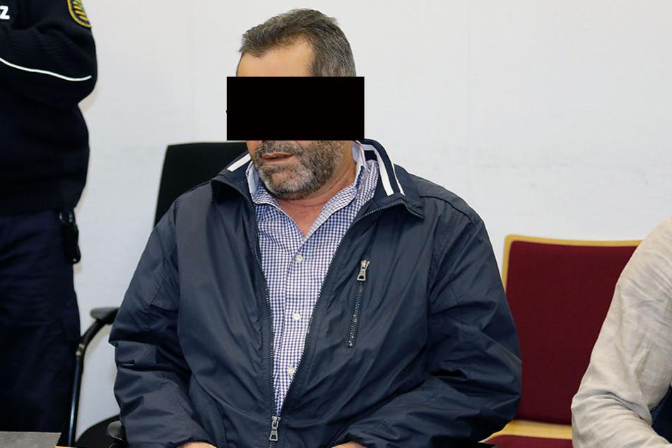 Abdurrahman A. (57) soll einen Landsmann niedergestochen haben.