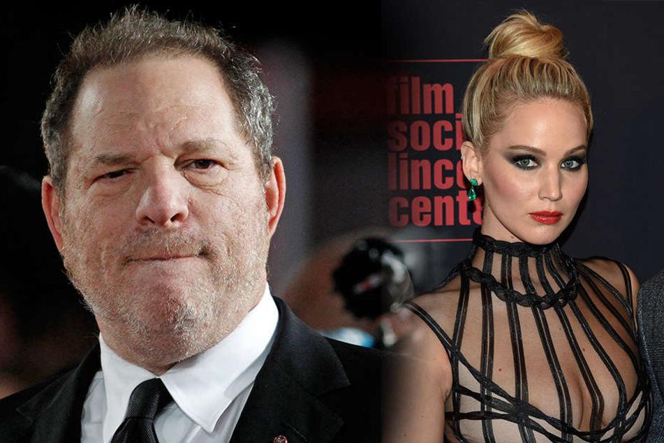 Hatten Weinstein und Jennifer Lawrence Sex?
