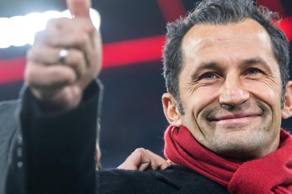 Hasan Salihamidzic wurde in den Vorstand des FC Bayern München berufen.