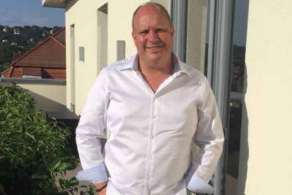 Stolz auf den gelungenen Umbau: Baumag-Chef Tom Blasel (50).