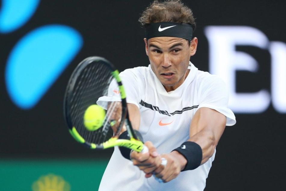 """Die Bilanz spricht eindeutig für Nadal. Kann der Spanier den """"Maestro"""" am Sonntag erneut bezwingen?"""