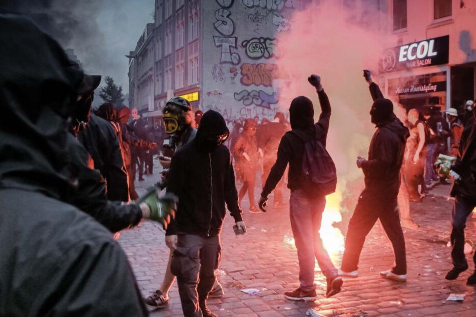 Trio im Park erwischt: Brandanschlag bei G20-Jahrestag geplant?