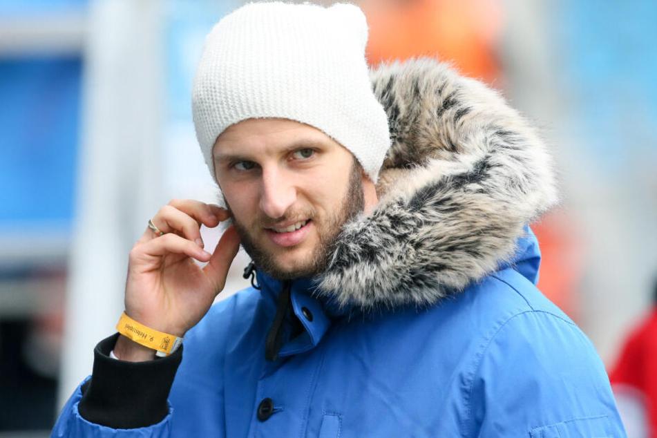 Am Samstag muss sich Dejan Bozic nicht so dick einpacken. Nach auskuriertem Außenbandriss steht der CFC-Torjäger erstmals wieder im Spieltagskader.