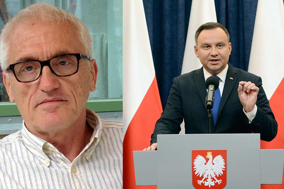 Umstrittenes Holocaust-Gesetz tritt in Polen in Kraft