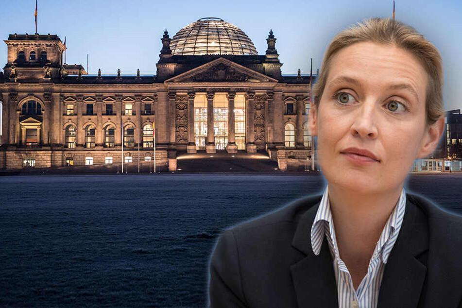 AfD-Spitzenkandidatin Weidel zieht nach Berlin