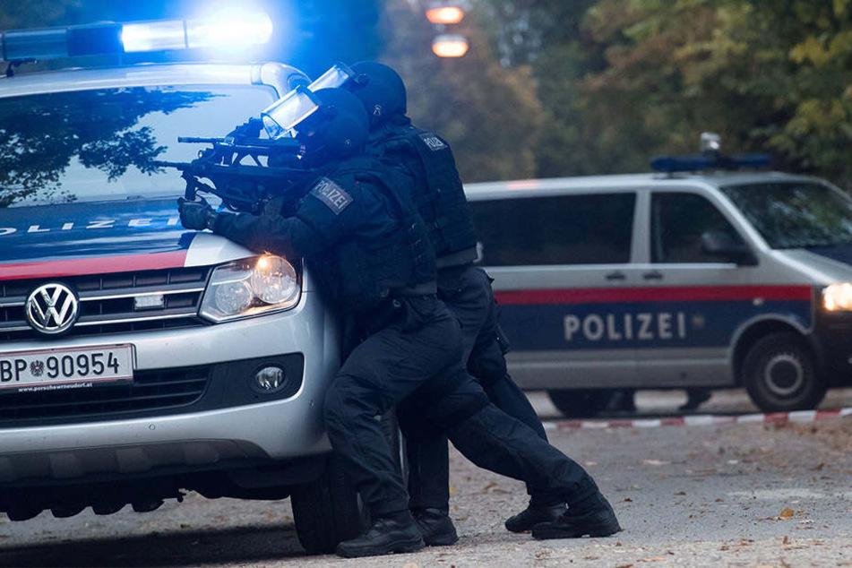FPÖ-Politiker schießt um sich, Sondereinheit muss anrücken