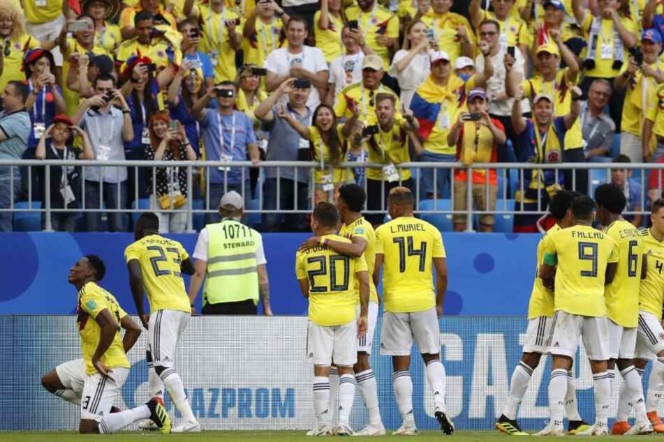 Bei WM-Spiel Kolumbien gegen Senegal: Zwei Menschen sterben an Herzinfarkt