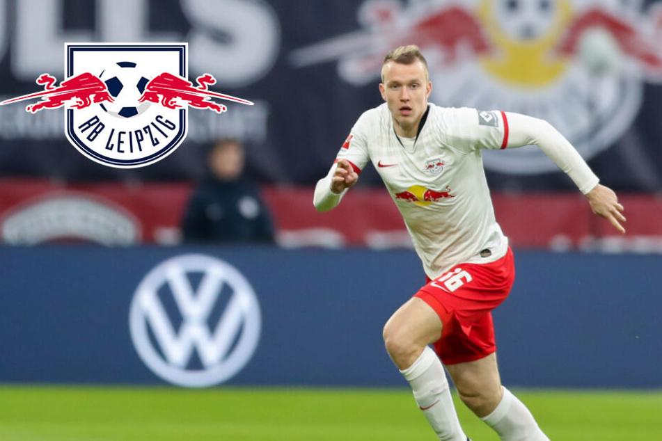 Mit Selbstvertrauen in die Zukunft: RB Leipzigs Lukas Klostermann träumt bereits von Titeln