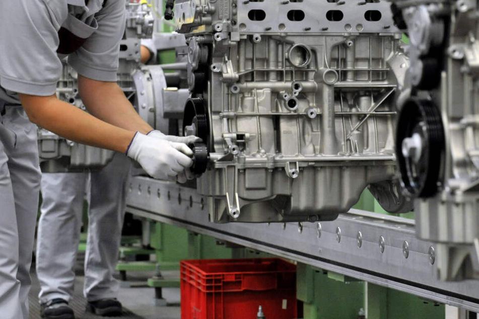Für die Automobilzulieferindustrie bietet der Strukturwandel auch Chancen, es wird kräftig investiert. (Symbolbild)