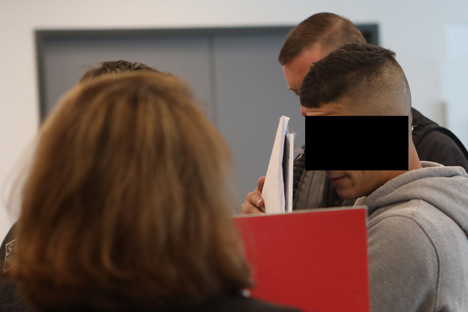 Nach Messer-Mord in Dresdner Altstadt: Verdächtiger stand wegen Terrorverdacht vor Gericht