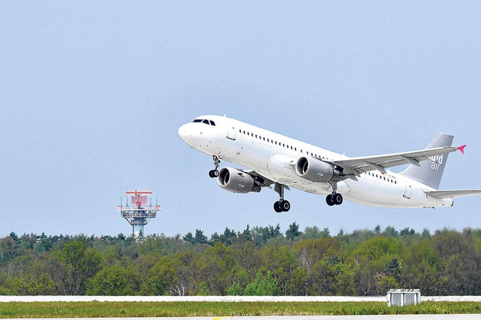Die Airline stationiert einen zweiten Airbus in Klotzsche.