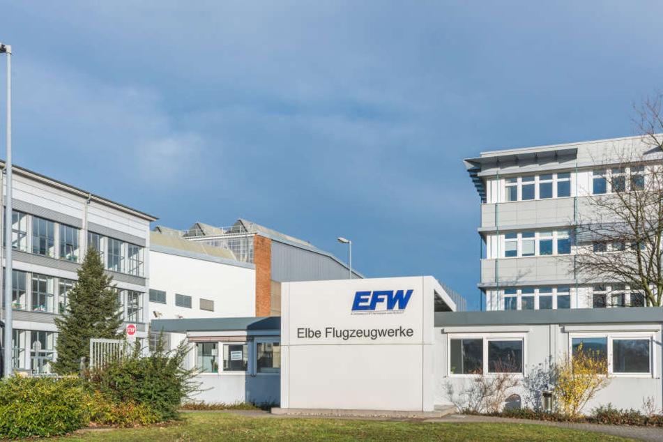 Für die Elbeflugzeugwerke (EFW) in Dresden bedeutet der Auftrag ein neues Standbein.
