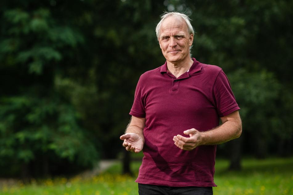 Grünen-Stadtrat Bernhard Herrmann (55) lobt die Initiative der Wohnungsgesellschaften.