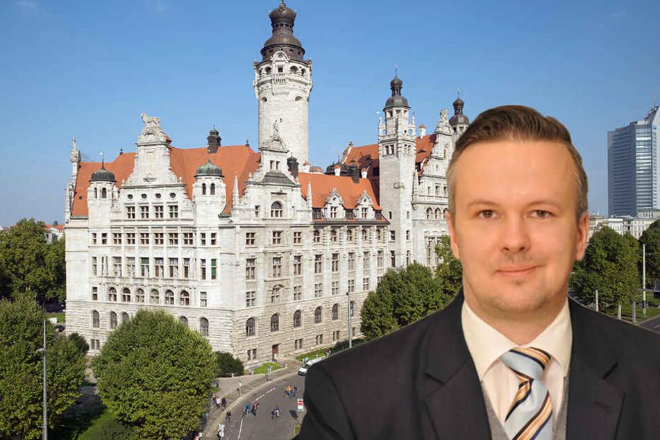 Der Chef der CDU-Ratsfraktion, Frank Tornau, ging am Montag in die Offensive.