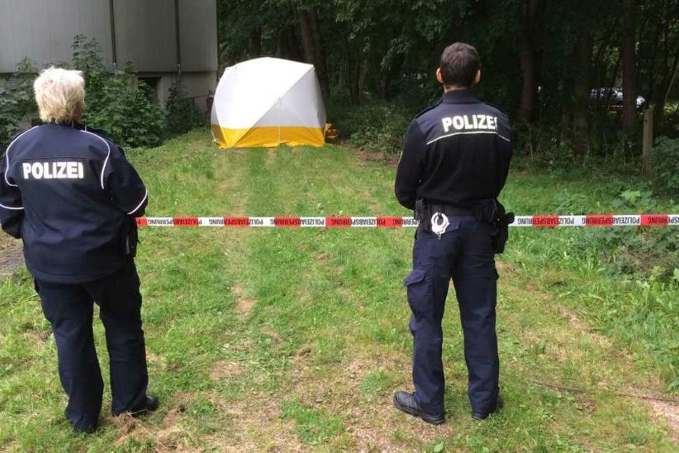 Mord im Stadtpark! Leiche in Chemnitz entdeckt